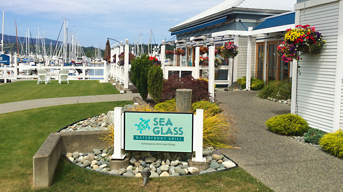 Sea Glass Waterfront Grill